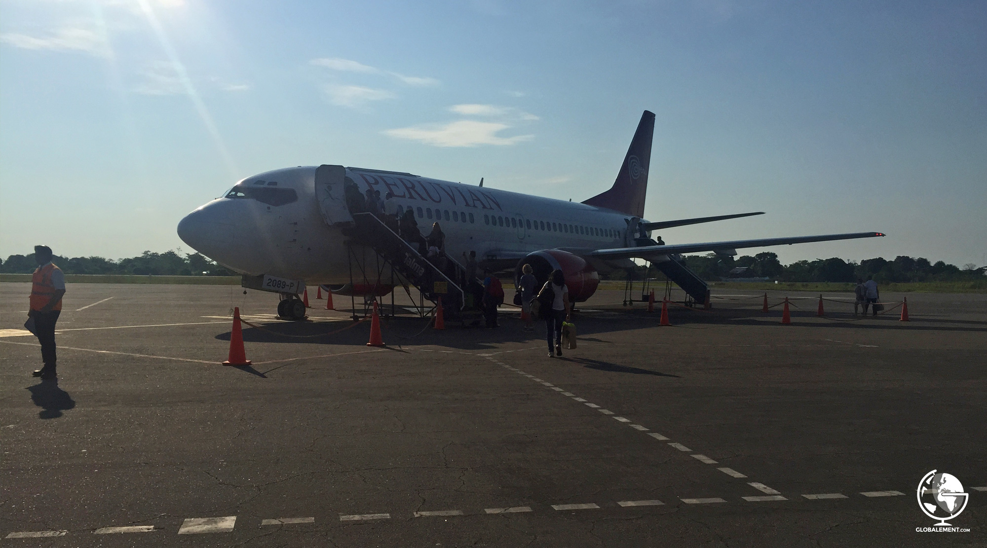 Peruvian Airlines Pucallpa