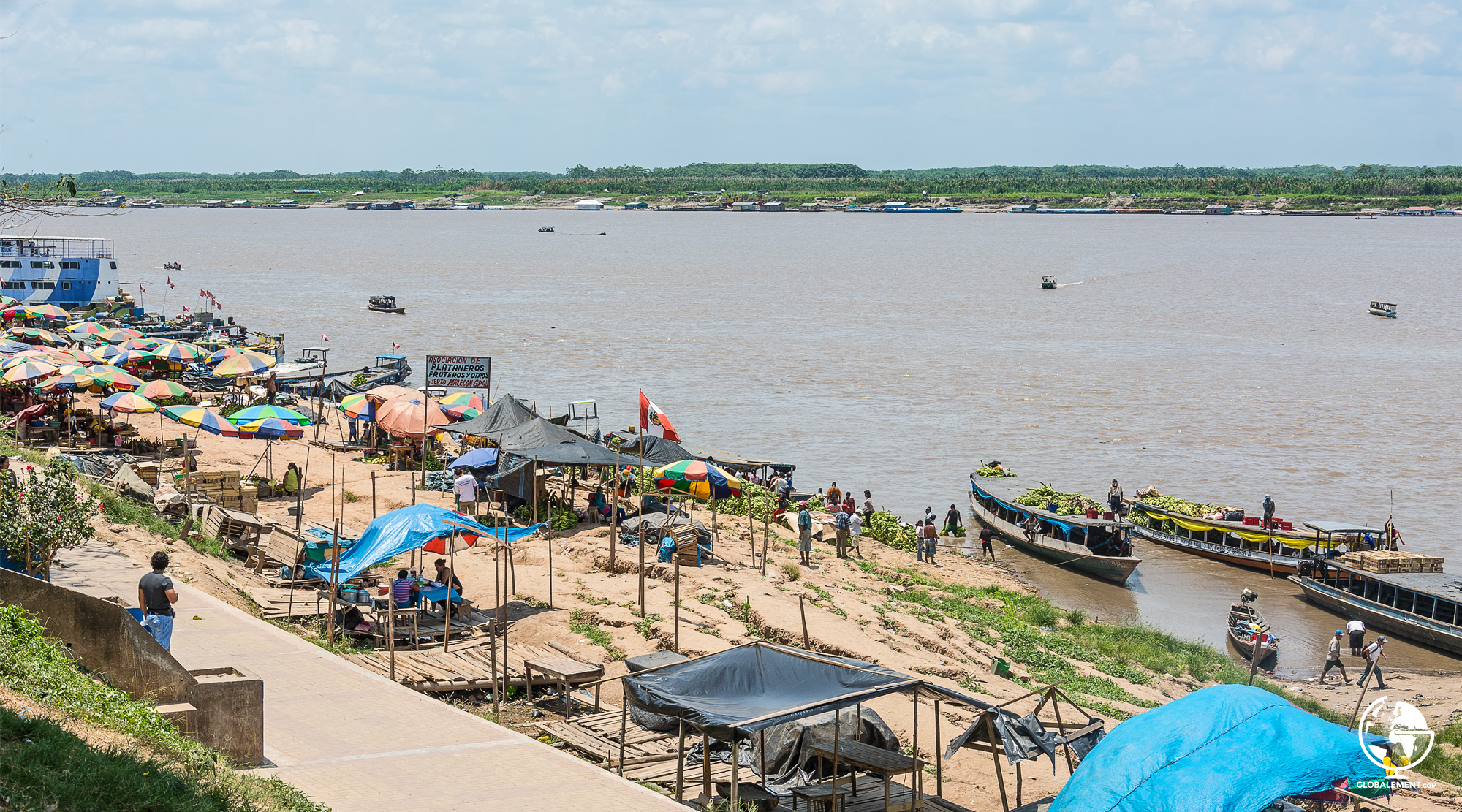 port pucallpa